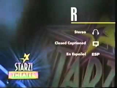 Starz Theater Feature Presentation/Rated R