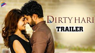 Dirty Hari Trailer | MS Raju | Shravan Reddy | Ruhani Sharma | Simrat Kaur | Sunil |Telugu FilmNagar
