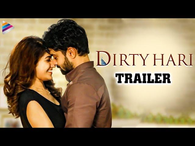 Dirty Hari Trailer | MS Raju | Shravan Reddy | Ruhani Sharma | Simrat Kaur | Sunil |Telugu FilmNagar - Telugu Filmnagar
