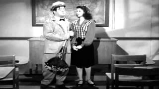 Lou Costello & Peggy Ryan -Here Come The CoEds- 1945
