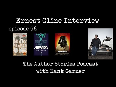 Author Stories Episode 96 | Ernest Cline Interview