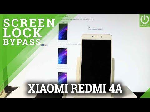 Hard Reset XIAOMI Redmi 4A - HardReset info