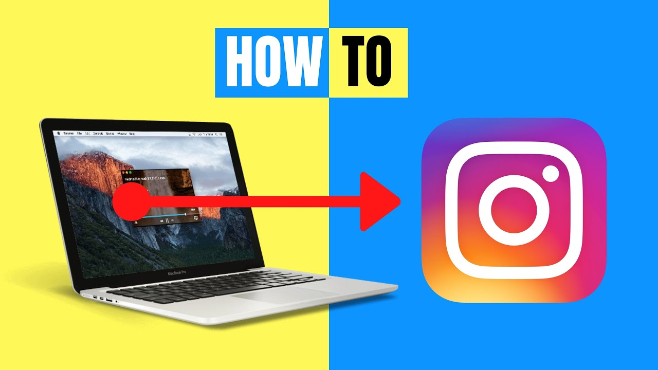 Post to Instagram From a Computer (Safari + Chrome)