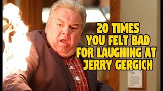 20 Times You Felt Bad For Laughing At Jerry Gergic...