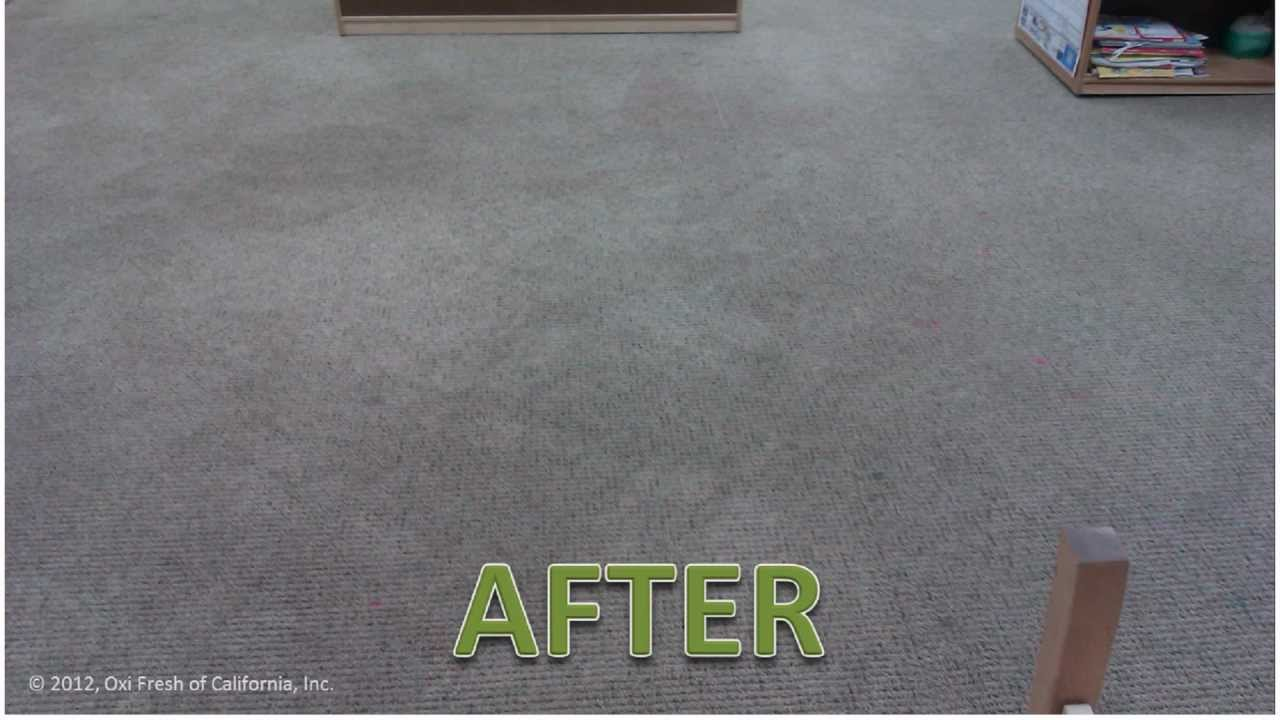 Cleaning Carpets Stained By Kids Carpet Cleaning Fresno