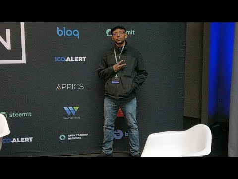 TokenFest 2018 Day 1