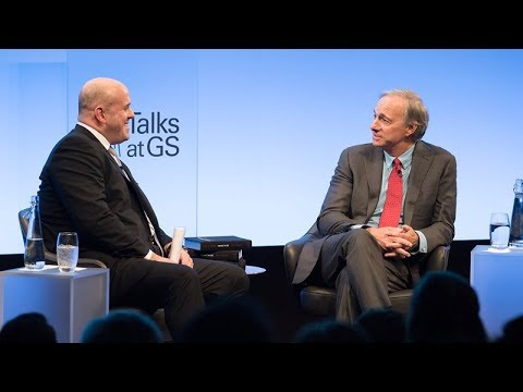 Talks at GS – Ray Dalio: Principles for Success