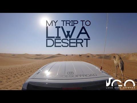Liwa desert with Dubai Offroaders (LONG version)