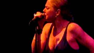 "Storm Large sings ""Buy The Moon"" to her fiance Michael Shapiro"