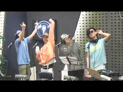 190610 박원의 키스더 라디오 - 메킷레인 MKIT RAIN (나플라, 루피, 블루, 영웨스트 +DJ나모)