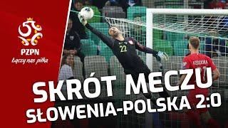 PIERWSZE STRATY. Skrót meczu Słowenia – Polska