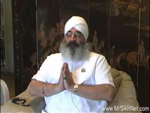 Meditation for Stress by Guru Charan Singh Khalsa - Director of Training