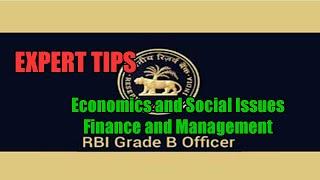 competitive exam preparation rbi grade b expert tips 3