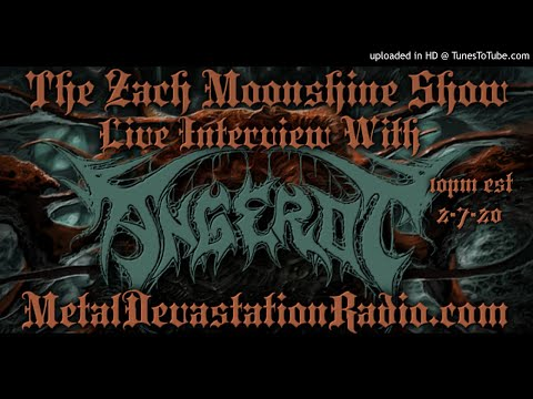 Angerot - Interview 2020 - The Zach Moonshine Show