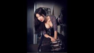 Gái phòng Gym ngực khủng - Động lực để tập GYM