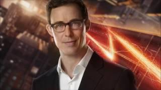 Скачать The Flash CW Soundtrack Harrison Wells Theme