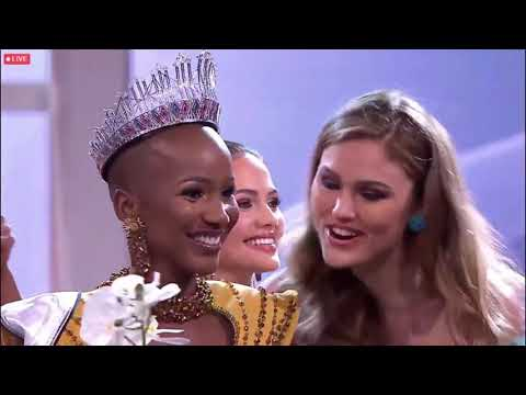 Miss South Africa 2020   Full Crowning Moment|| congratulations