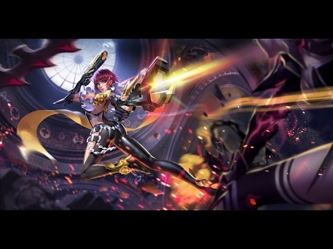 """Hướng dẫn chơi Tướng Violet - Tay Súng Quả """"Tạ""""- Liên Quân Mobile - Strike of Kings"""