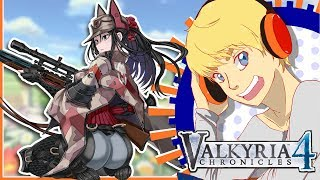 WWII With Waifus - Valkyria Chronicles 4 - Rainfall Review