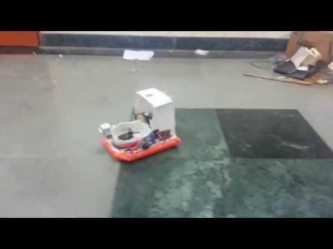 hover craft part2(aurdino control)