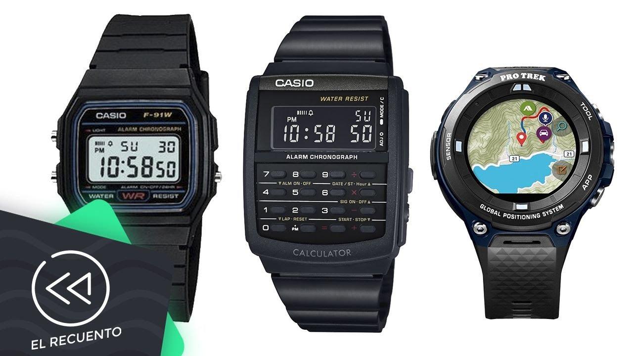 f69857d5bc0f Casio lanza un nuevo reloj inteligente
