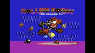 Commodore 64 Longplay [147] Rolling Ronny (EU)