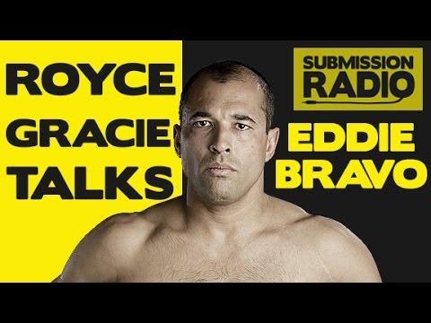 Royce Gracie: Real Reason Why He Doesn't Like Eddie Bravo
