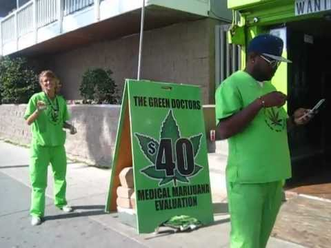 Green Doctors In Venice Beach