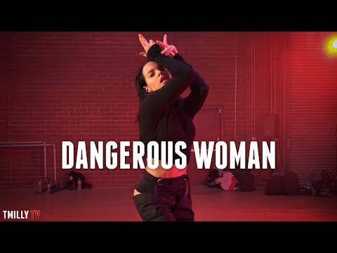 Ariana Grande - Dangerous Woman - Dance Choreography by Jojo Gomez