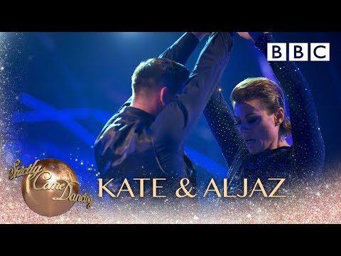 Kate Silverton & Aljaz Skorjanec Tango to 'No Roots' - BBC Strictly 2018
