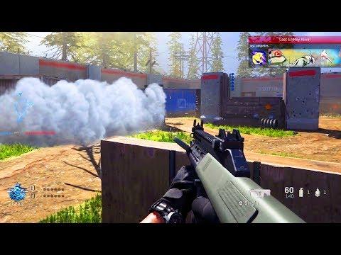"NEW ""SPEEDBALL"" Map (Modern Warfare Multiplayer Gameplay)"