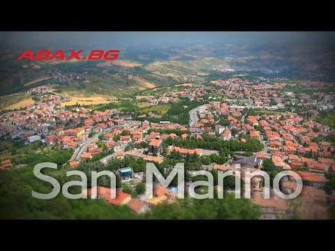 San Marino 4K travel guide www.bluemaxbg.com