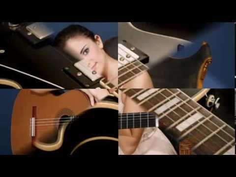 Видео проект С Днём рождения Музыкант!  Ana Vidovic Valses Venezolanos