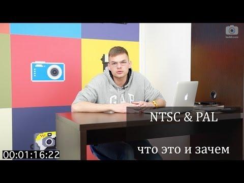 100 Секунд о Видео е02 - PAL и NTSC, Что Это и Зачем