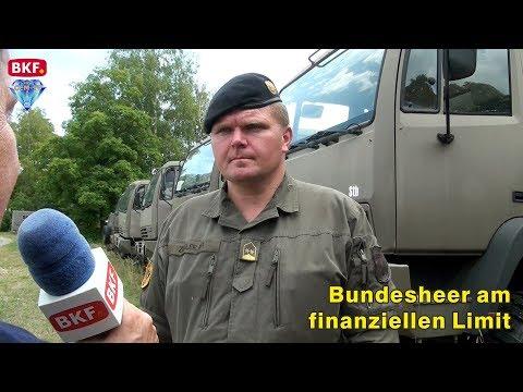 7. 8. 2019 - Bundesheer Am Finanziellen Limit - CCM-TV.at / BKF