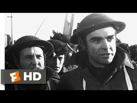 The Longest Day (2/3) Movie CLIP - The...
