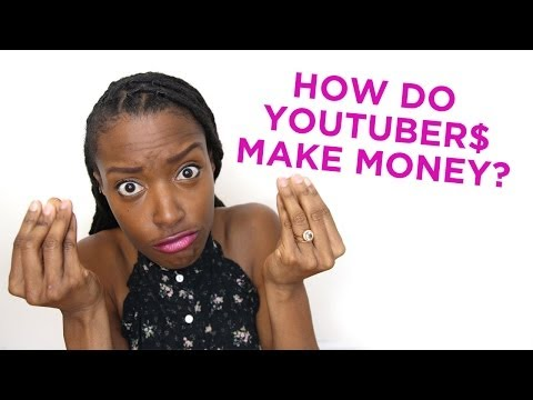How Do YouTubers Make Money?