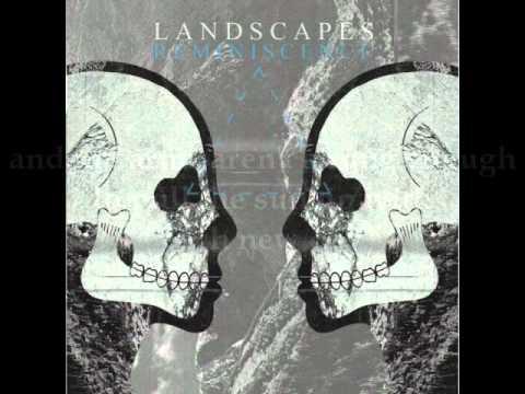 Landscapes - Love Alone (Lyrics)