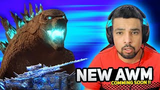 NEW AWM GODZILLA COMING TONIGHT ROAD TO 400K  - PUBG MOBILE - FM RADIO GAMING