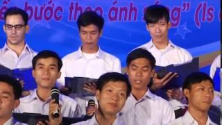 Hoan Ca khai  mạc năm dâng hiến - UB Tu sĩ GP BẮc Ninh