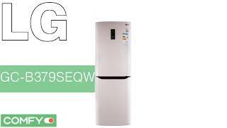 LG GC-B379SEQW - холодильник с системой сухой заморозки - Видеодемонстрация от Comfy(, 2014-09-25T15:53:01.000Z)