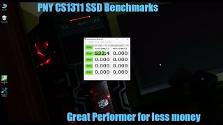 PNY CS1311 SSD Review | best budget SSD for PC, Laptop & gaming