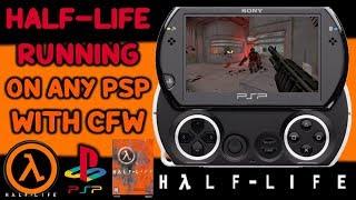 Half-Life Running On Any PSP!