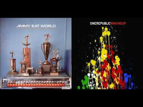 Secret Middle - Jimmy Eat World vs OneRepublic (Mashup)