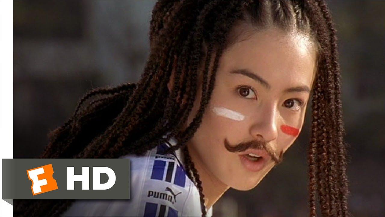 Download Shaolin Soccer (2001) - Shaolin Soccer vs. Team Mustache Scene (8/12) | Movieclips