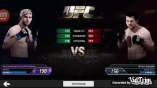 UFC/BOKS IGRICA
