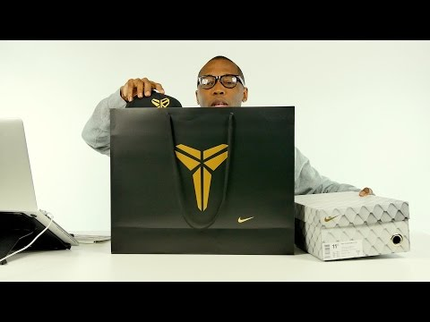 UNBOXING: KOBE Fade To Black Pack and #MambaDay Swag