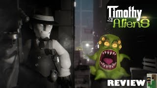Timothy vs The Aliens Review (PS4)