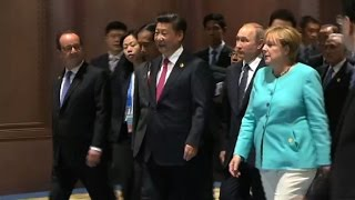 China tells G20 to avoid 'empty talk', cure global economy