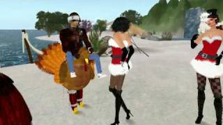 Christmas Celebration with Family on December 24th 2008! Who was th...